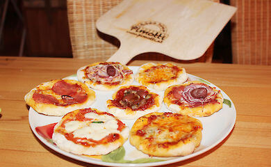 Mini Party Pizzen